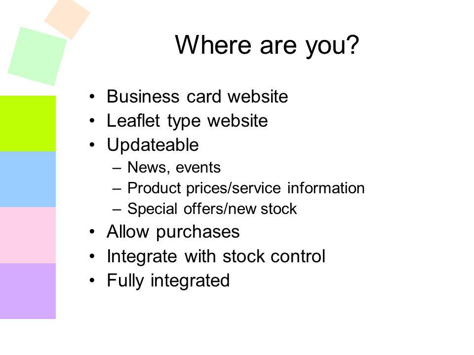 What has SitesPlus got.