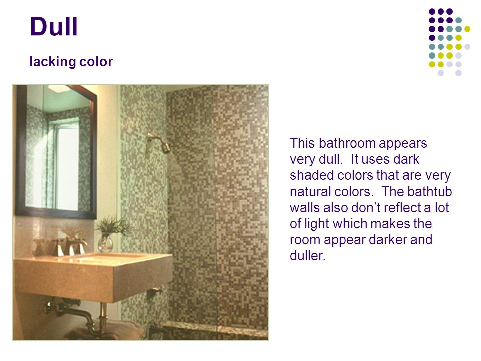 Smooth Having a surface free from irregularities or roughness This bathroom looks spotless.