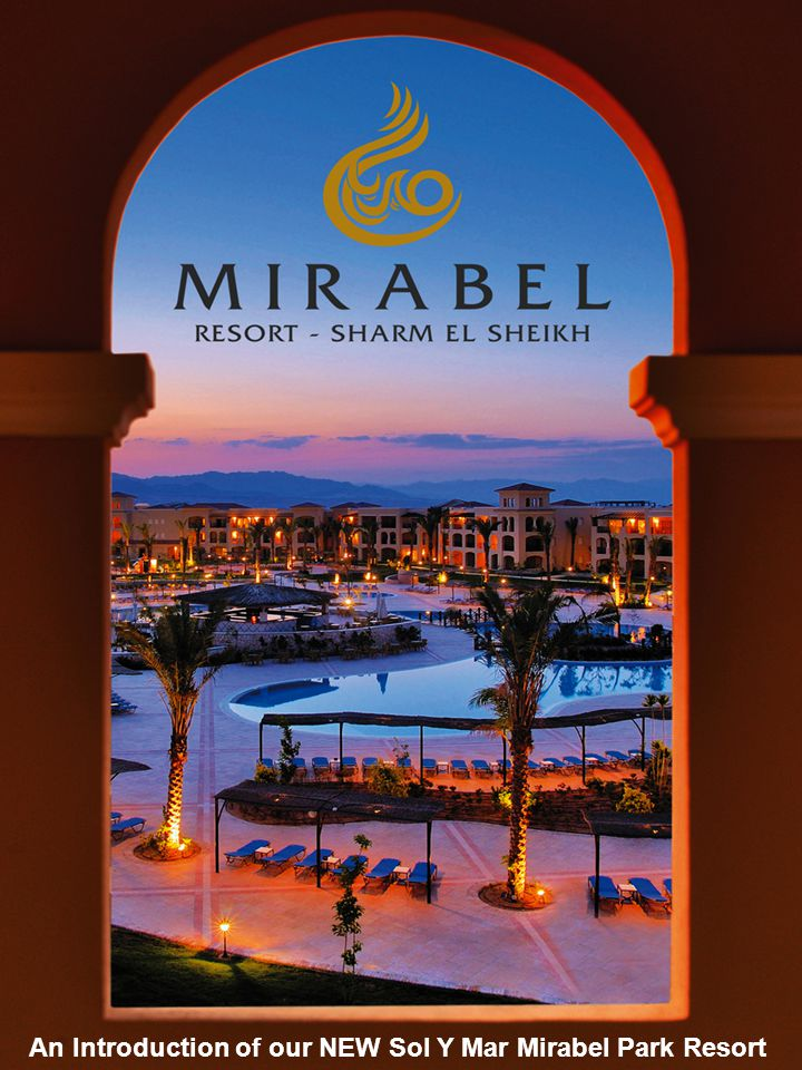 An Introduction of our NEW Sol Y Mar Mirabel Park Resort