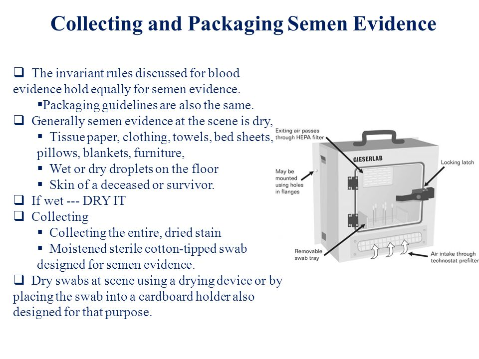 Saliva Saliva is another biological fluid that occurs at crime scenes.