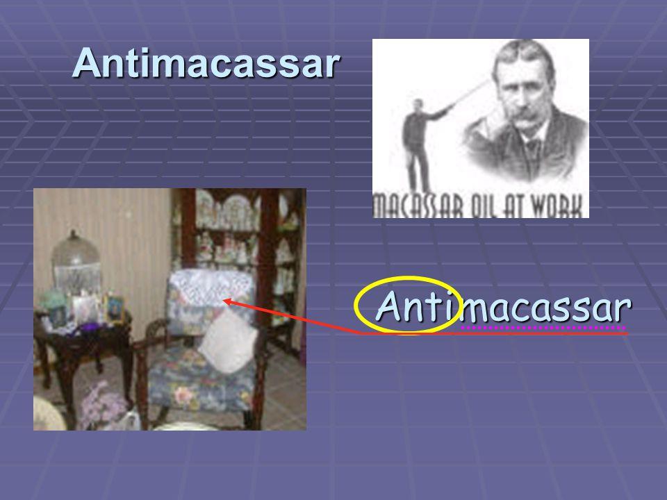 Antimacassar macassarAnti