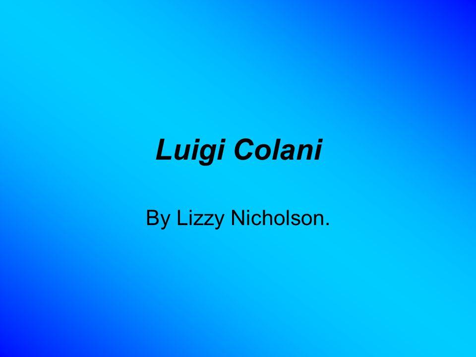 Luigi Colani By Lizzy Nicholson.