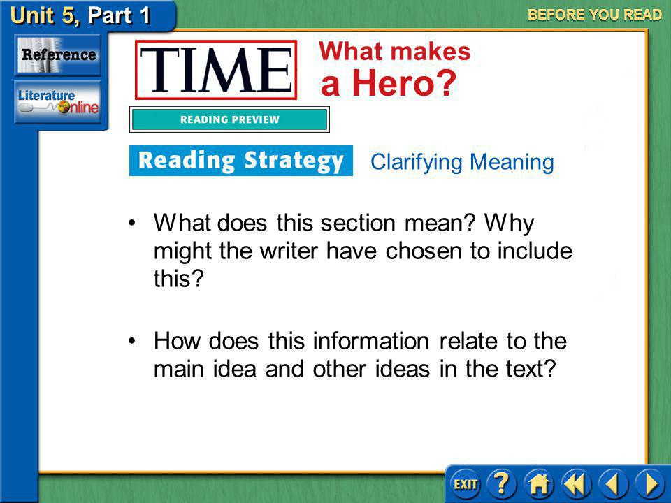what makes a hero essay conclusion Evony morel hero essay to most people, a hero is a strong, brave person with an amazing costume heroes usually have super-powers and are constantly saving people.