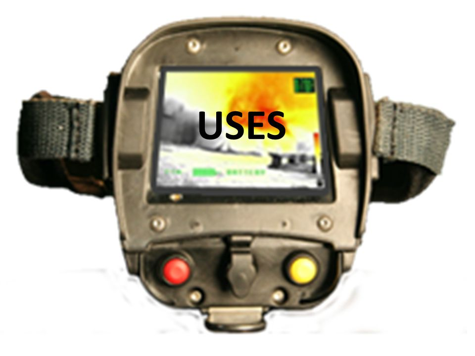 Size-Up The thermal imager can give firefighters important information early at an incident during size-up, which can help them develop a better plan for mitigation.