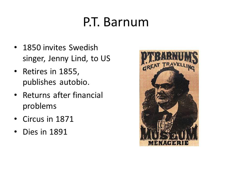 Books authored Life of P.T.