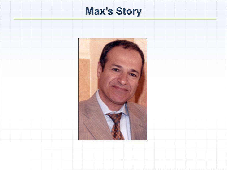 Maxs Story