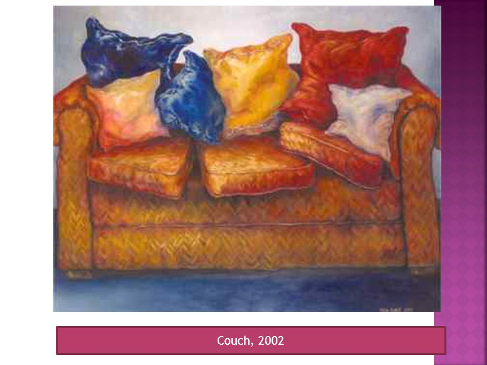 Couch, 2002