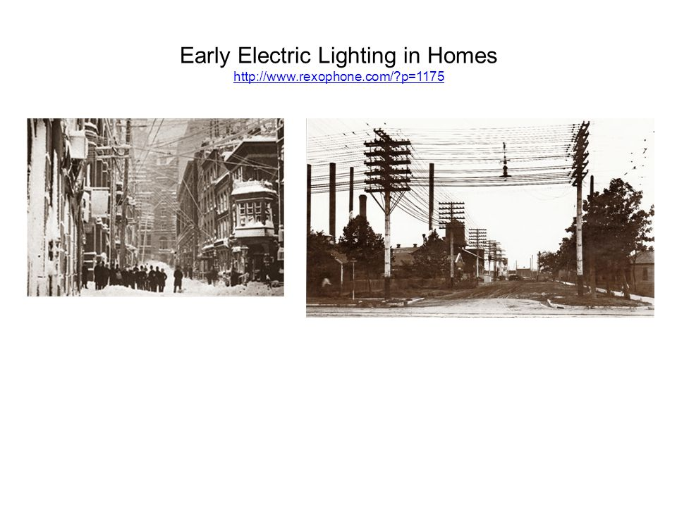 Early Electric Lighting in Homes http://www.rexophone.com/?p=1175 http://www.rexophone.com/?p=1175