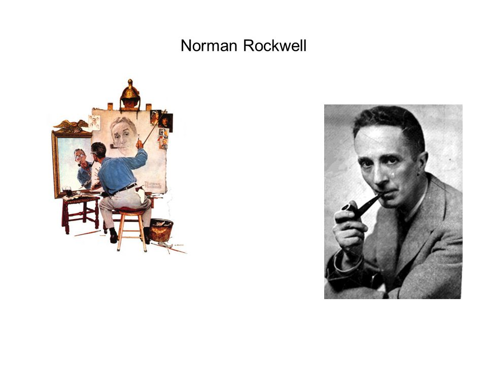Norman Percevel Rockwell (February 3, 1894 – November 8, 1978) was a 20th-century American painter and illustrator.