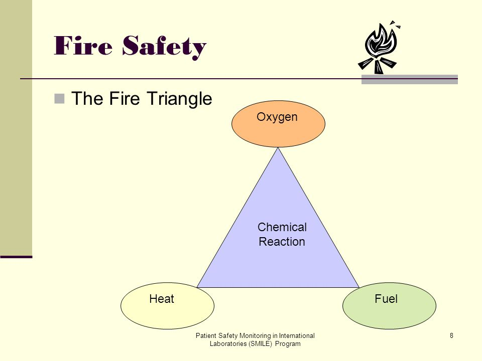 Patient Safety Monitoring in International Laboratories (SMILE) Program 9 Fire Safety What should you do in case of a fire .