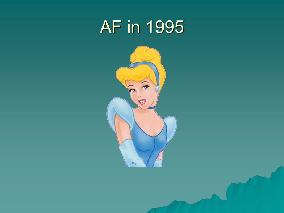 AF in 1995