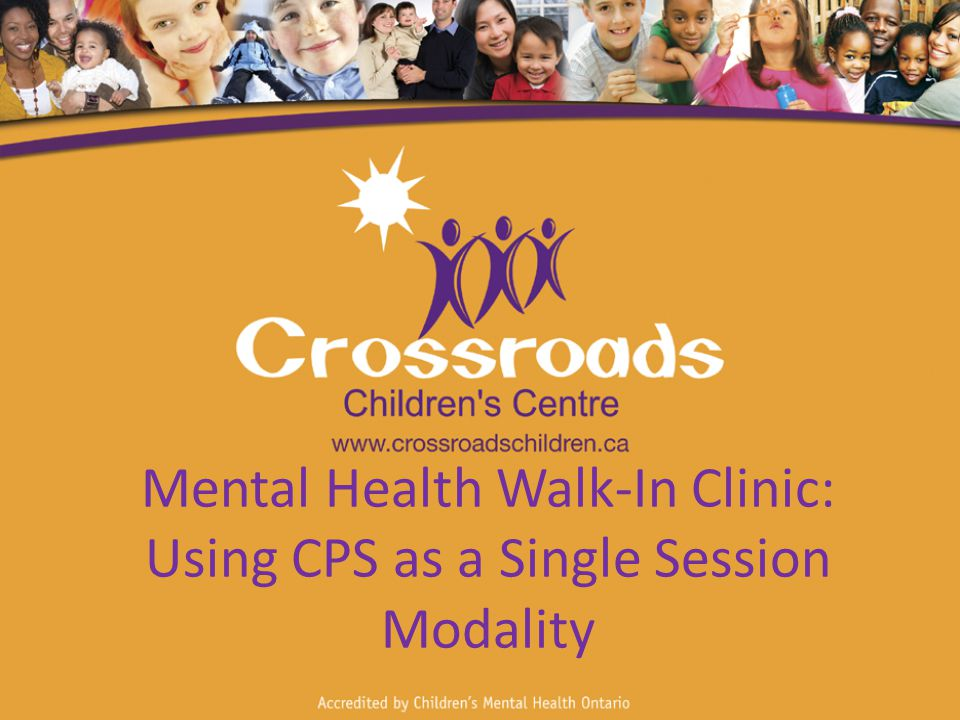 Mental Health Walk-In Clinic: Process 1.Client arrives completes demographics form 2.Lists a problem to be solved and rates it on likert scale 3.1 hour session occurs 4.Debrief with Tier 2 Trained team for final recommendations 5.Parent provided with Think:Kids Plan B card and TSI 6.Carbon Copy of Plan B provided to Parent 7.Parent completes satisfaction survey