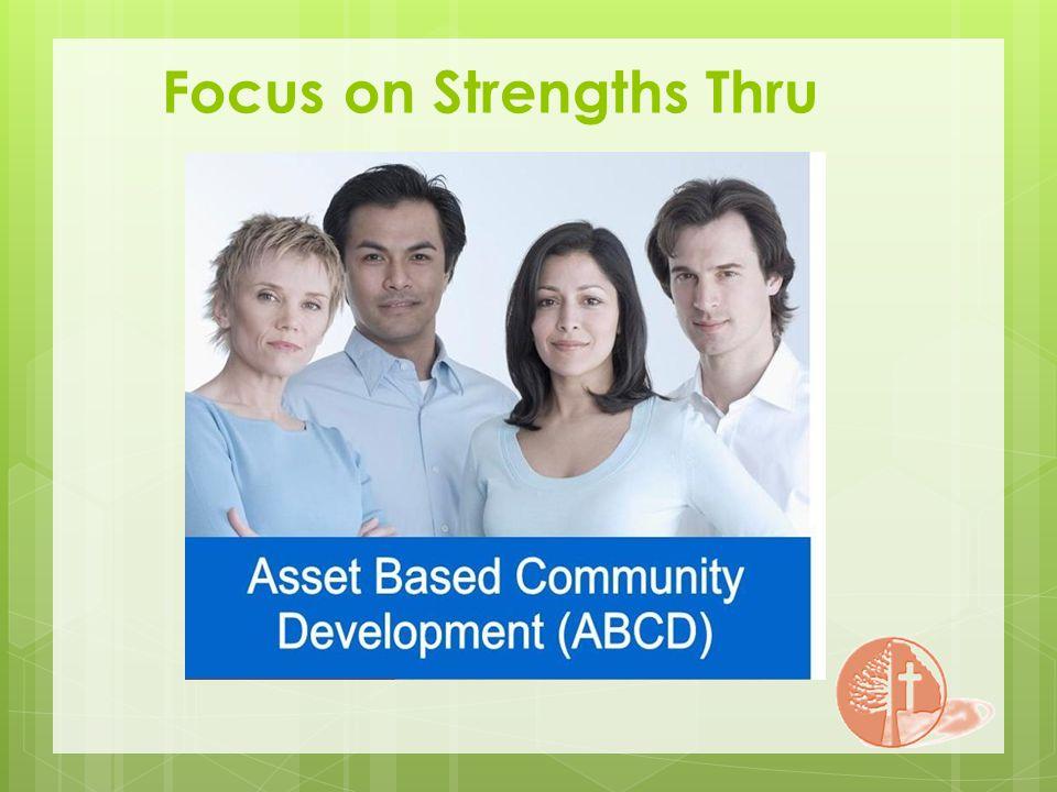 Focus on Strengths Thru