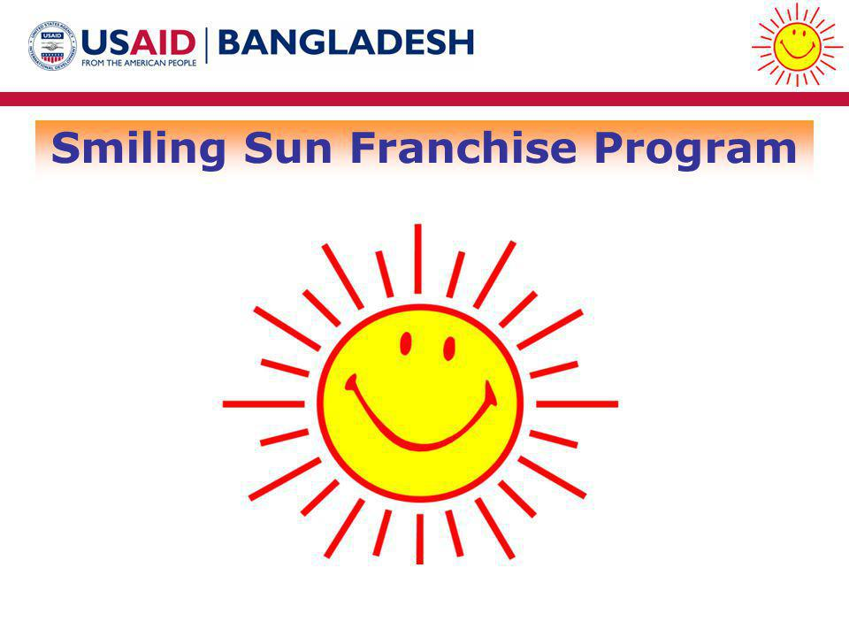 Smiling Sun Franchise Program
