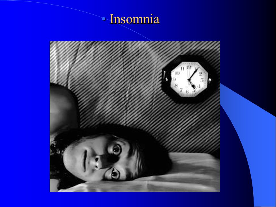 Insomnia Insomnia
