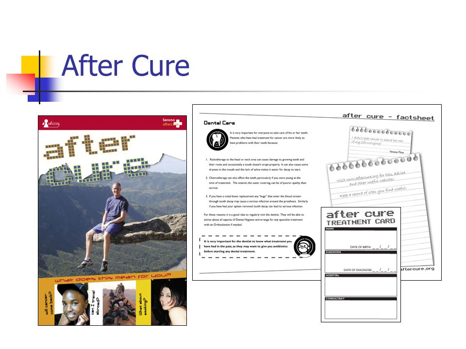 After Cure