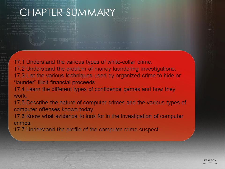 Describe the nature of computer crimes and the various types of computer offenses known today.