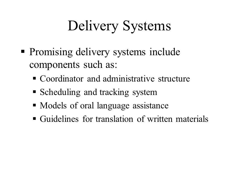 Promising Needs Assessment: L.A.