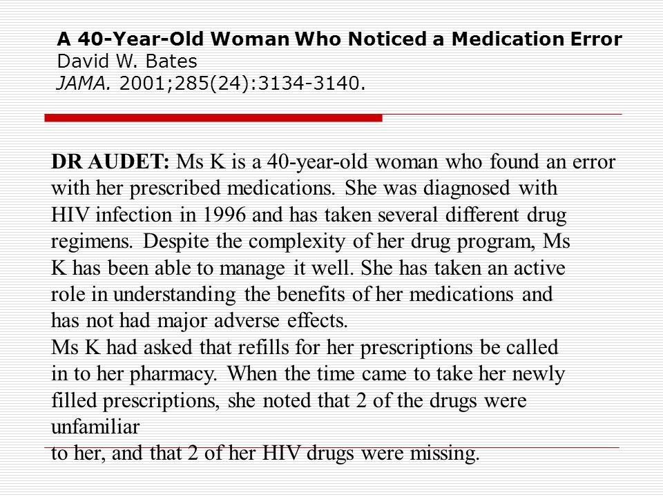 Case #5 She had been on methotrexate for many years, 12 mg IM weekly per VNS, no change in meds, she had been asked to take folic acid but per her family she did not.