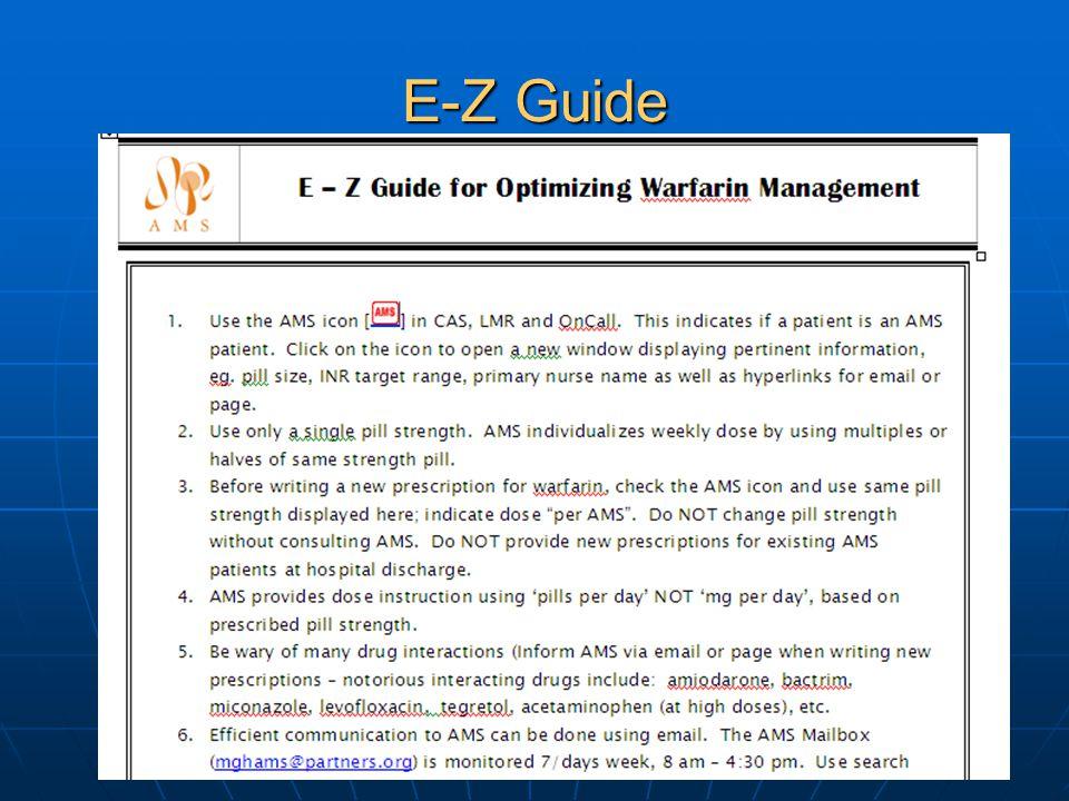 E-Z Guide