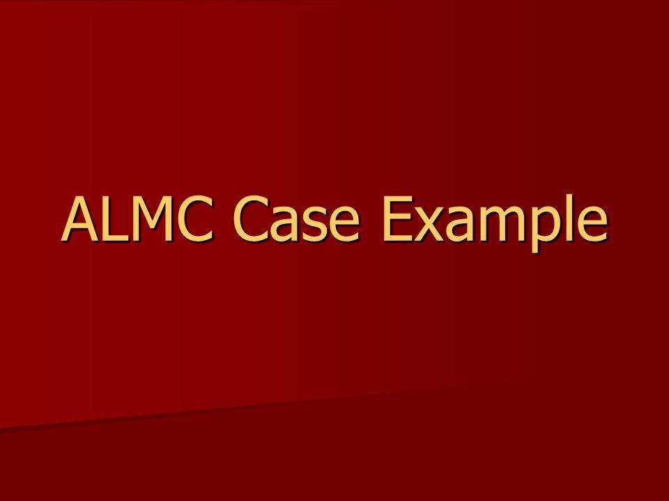 ALMC Case Example