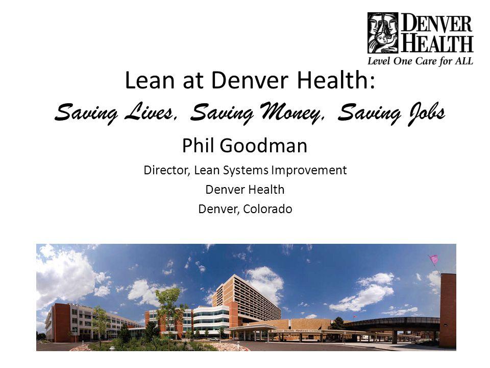 Judith Shlay MD, Denver Public Health Karen L.