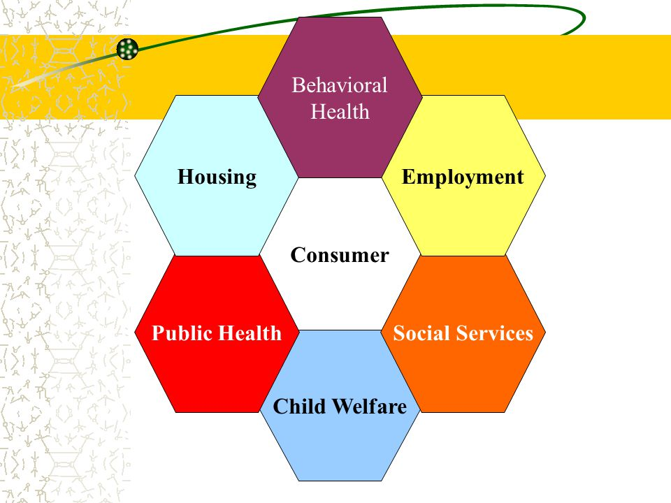 Consumer Child Welfare Social ServicesPublic Health EmploymentHousing Behavioral Health