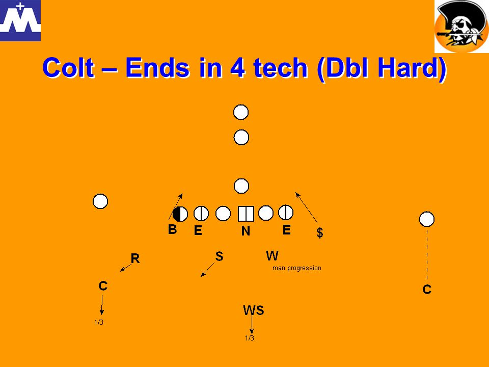 Colt – Ends in 4 tech (Dbl Hard)