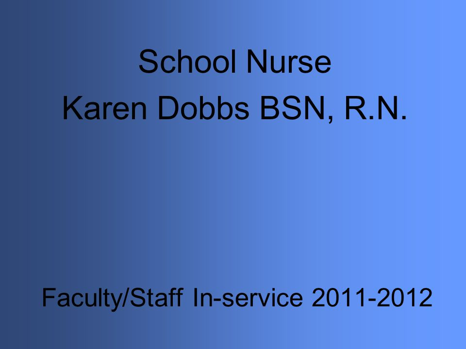 Diabetes Management/HB 984 The physician may provide permission for the student to provide self-care.