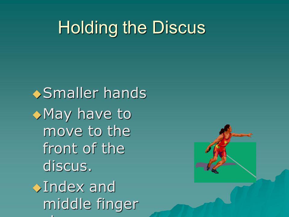 Lefties Make conscious effort to go through correct motions.