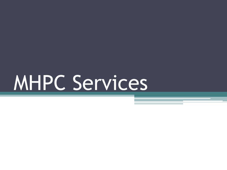 MHPC Services