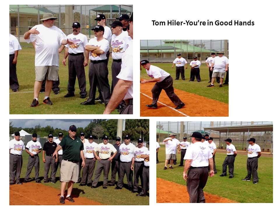 Tom Hiler-Youre in Good Hands
