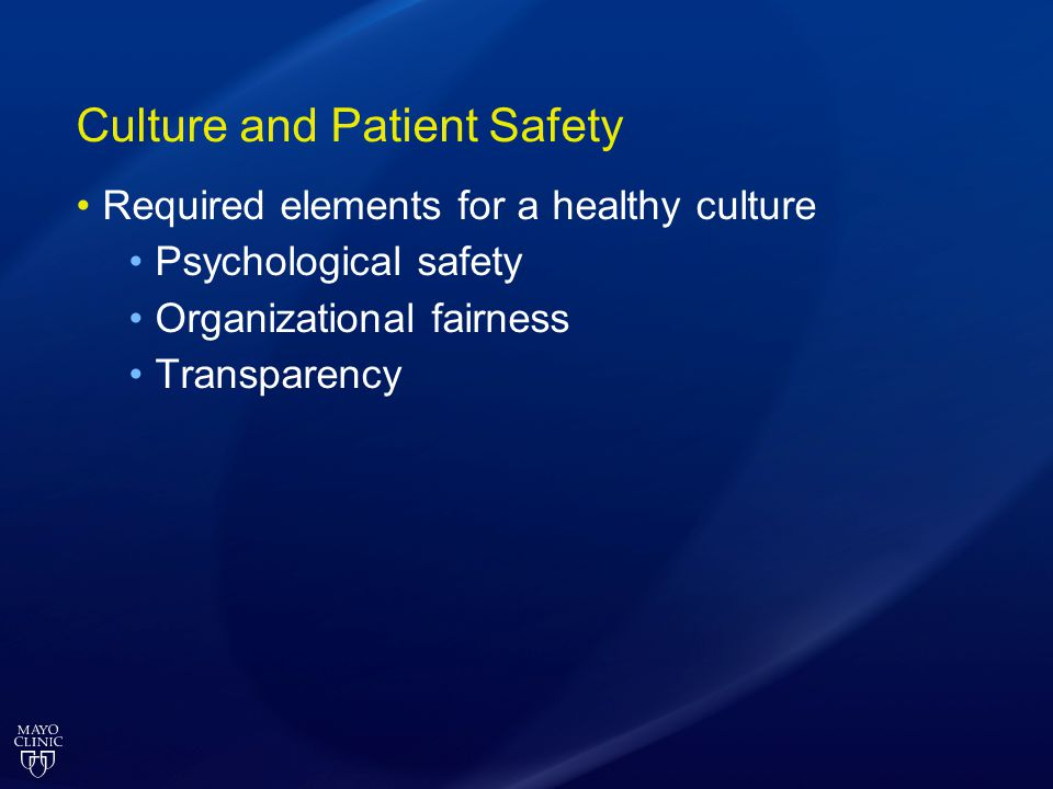 Psychological Safety Definition: peoples perception of the consequences associated with taking personal risks.