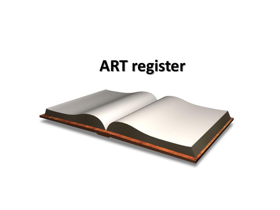 ART register