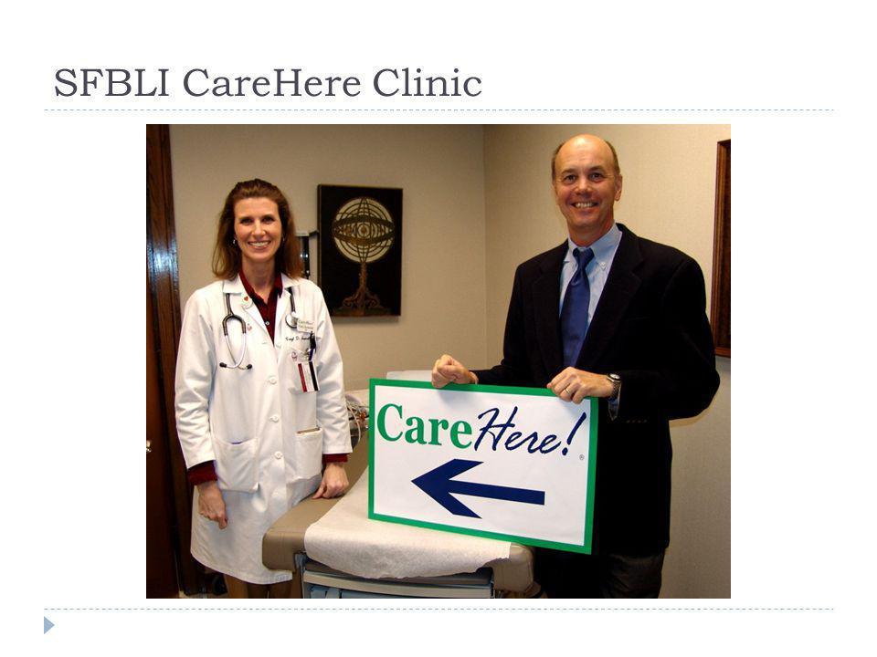 SFBLI CareHere Clinic