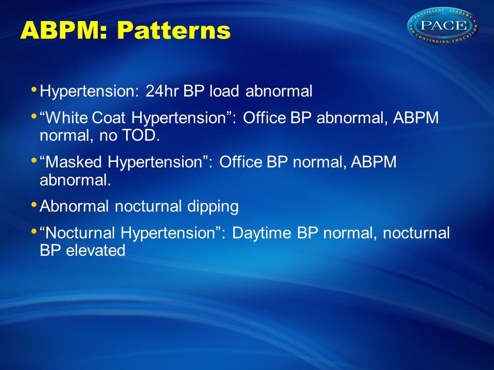 ABPM vs.