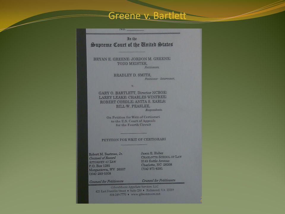 Greene v. Bartlett