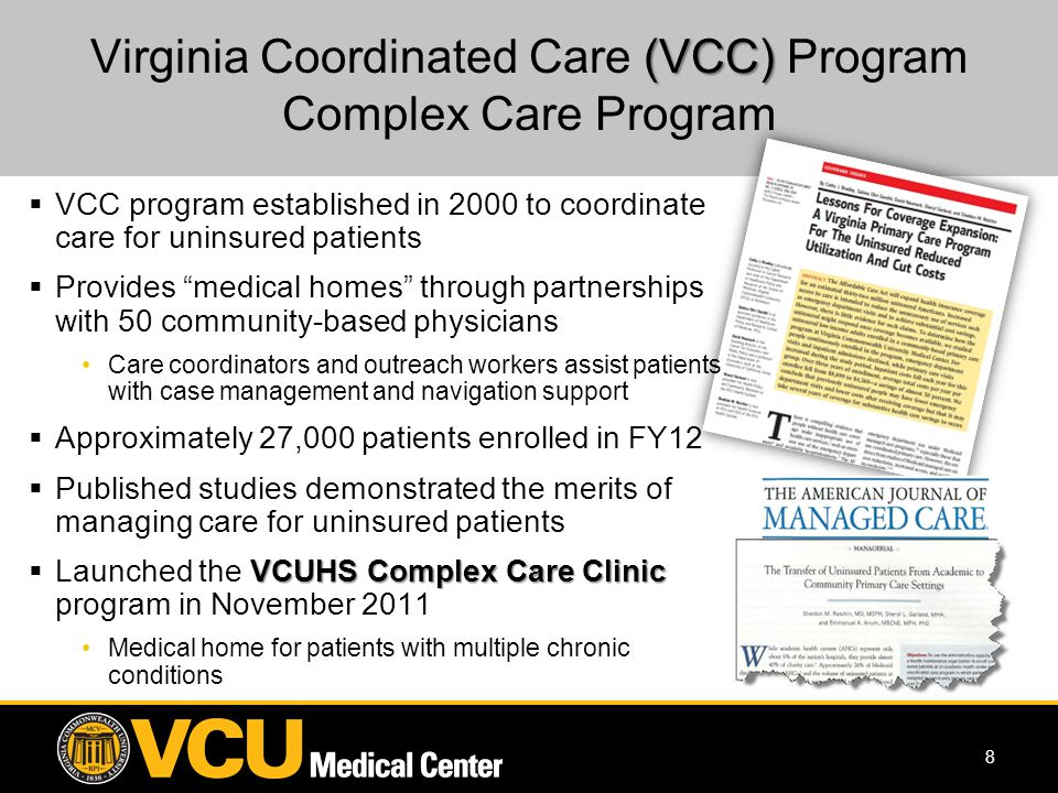 9 SocialWorker Engagement with Care Team Care Team Interdisciplinary Care Coordination of Care Nurse Care Manager Physician Clinical Nurse Behavioral Health Provider Pharmacist Patient Experience With the Complex Care Clinic Improved Health Patient