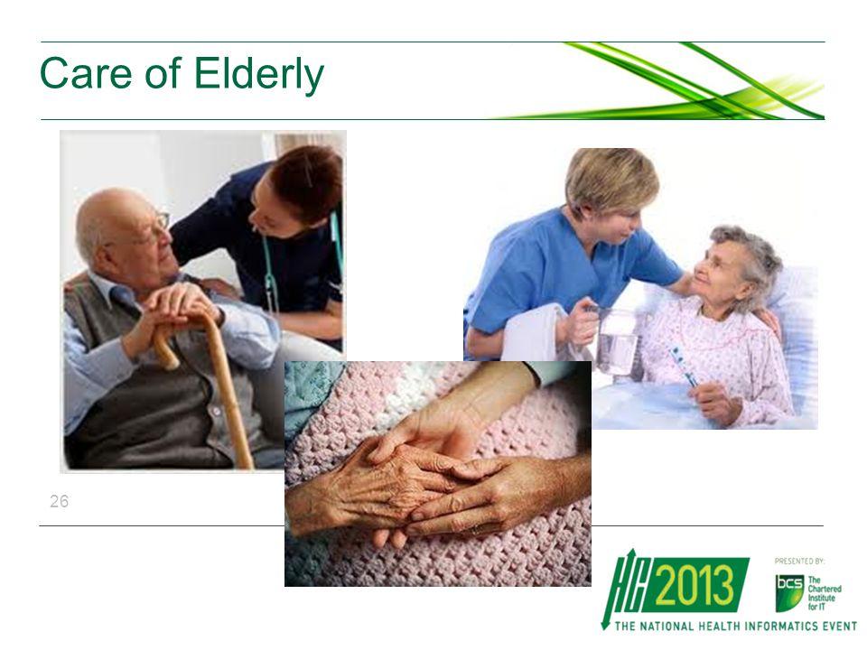 Care of Elderly 26