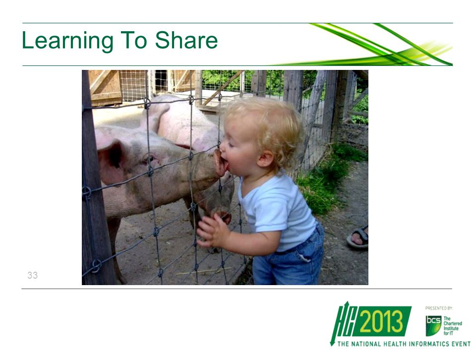 Learning To Share 33