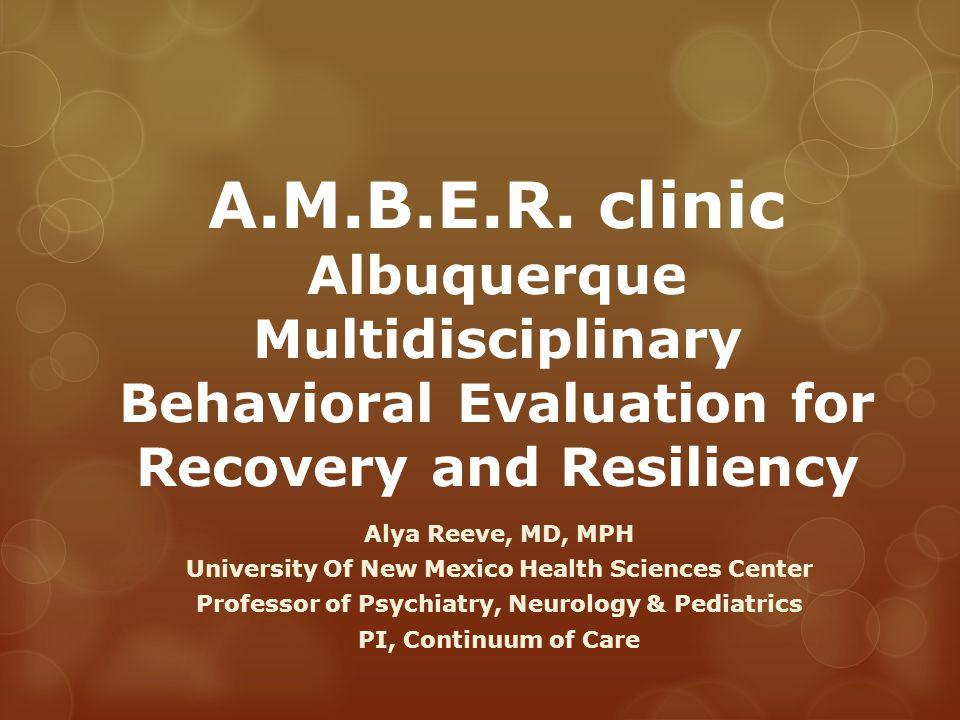 A.M.B.E.R.