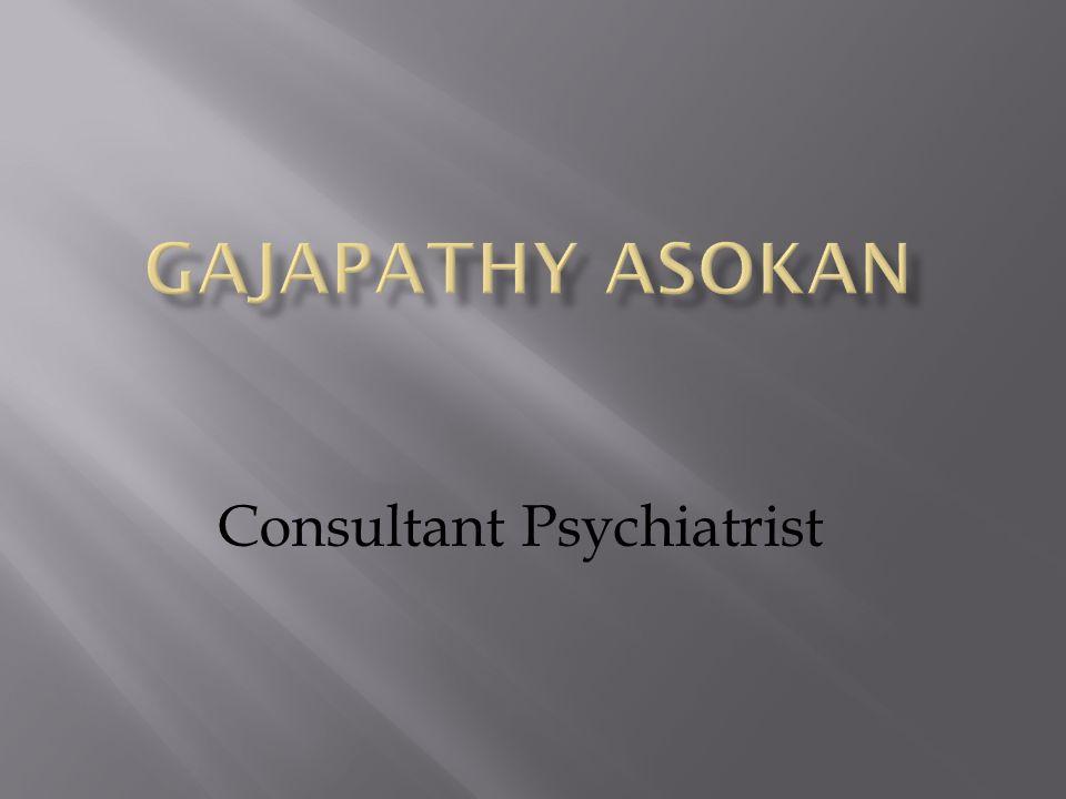 Consultant Psychiatrist