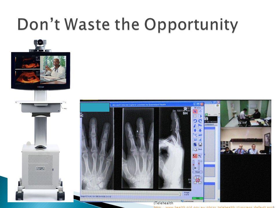 (Telehealth http://www.health.qld.gov.au/qhcss/telehealth/clinicians/default.asp) http://www.health.qld.gov.au/qhcss/telehealth/clinicians/default.asp