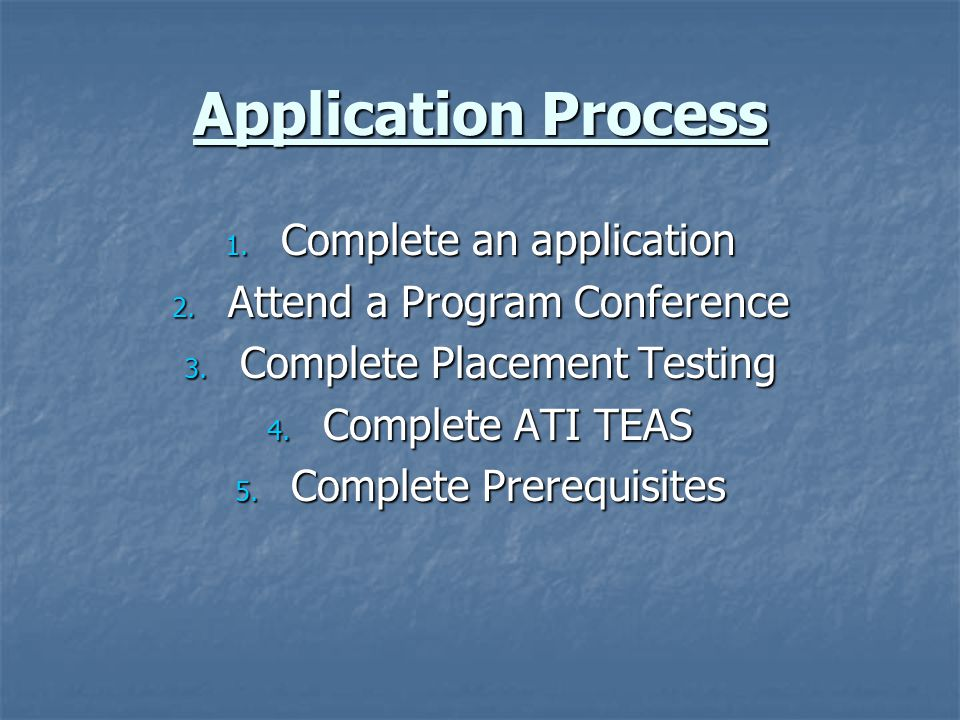 Complete An Application Apply online www.kirkwood.edu Apply online www.kirkwood.edu Indicate Nursing AAS or PRE BSN Indicate Nursing AAS or PRE BSN