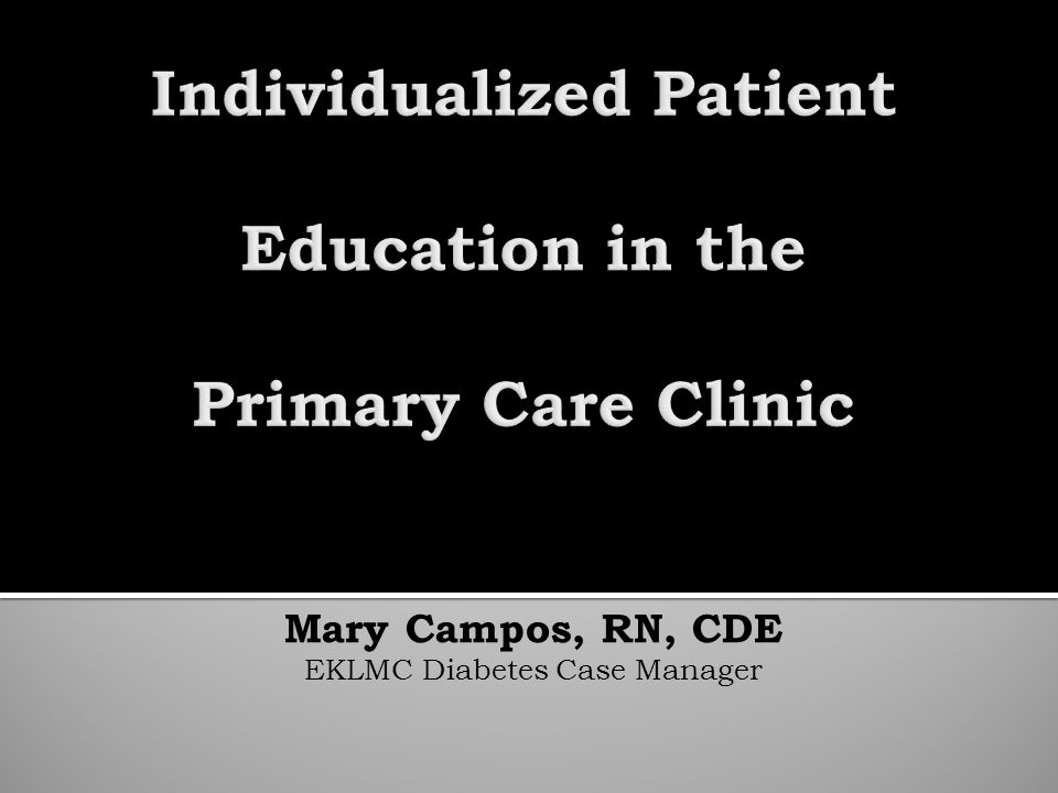 Disease specific education (traditional) Diabetes Ed HTN Ed CHF Ed Asthma Ed CRF Ed Nutrition Ed