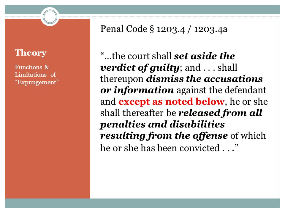 Practice Analyzing Records – Reading a Case Docket Reading an LA Case Docket Top of First Page – General Case Info Case Number Defendant Information Arresting Agency Accusation (Date & Charges)