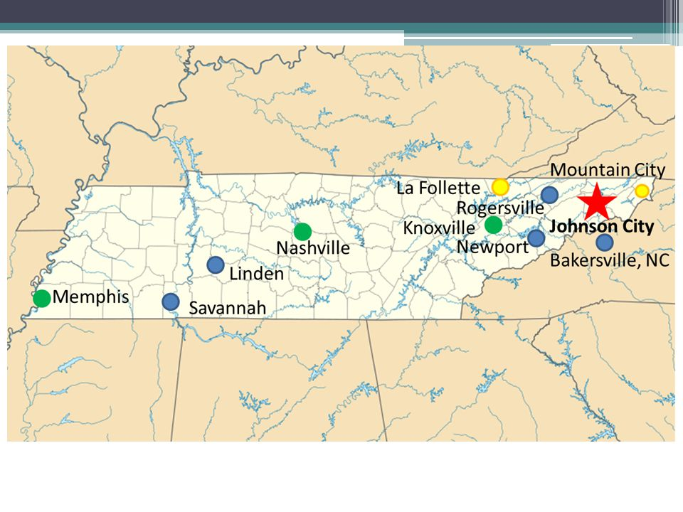 Southern Appalachian Telebehavioral Health Clinic Initially offered specialty services Co-located model