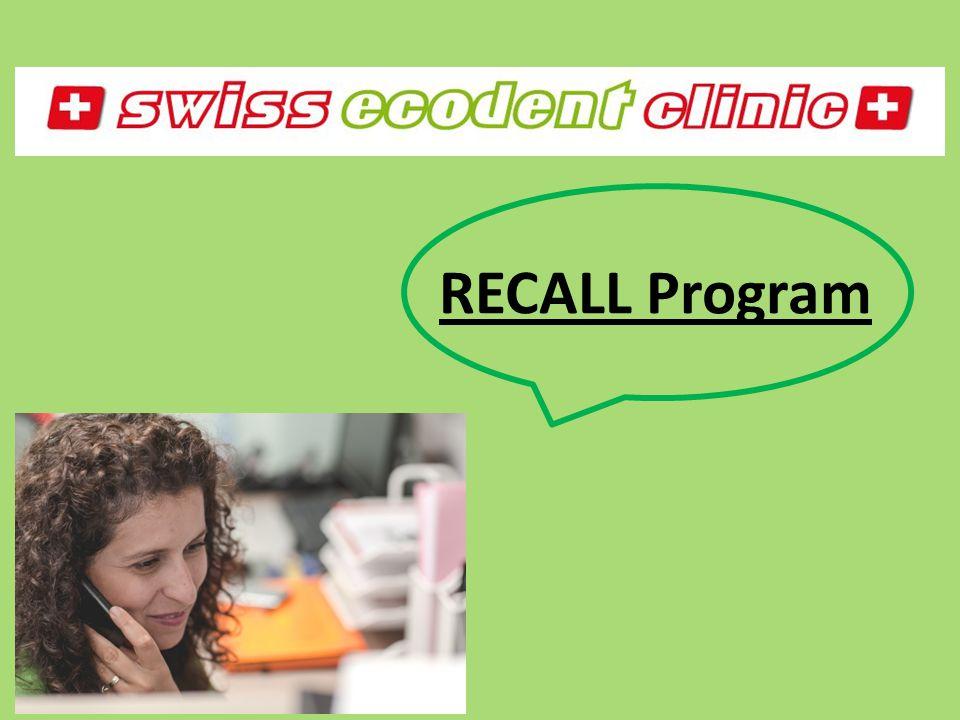RECALL Program