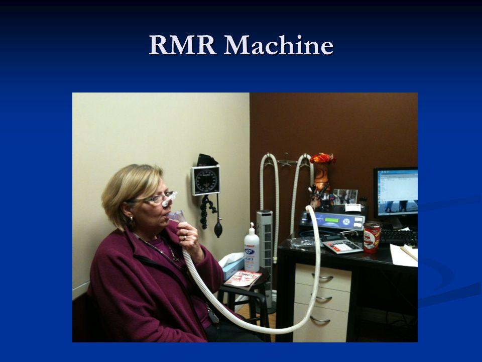 RMR Machine