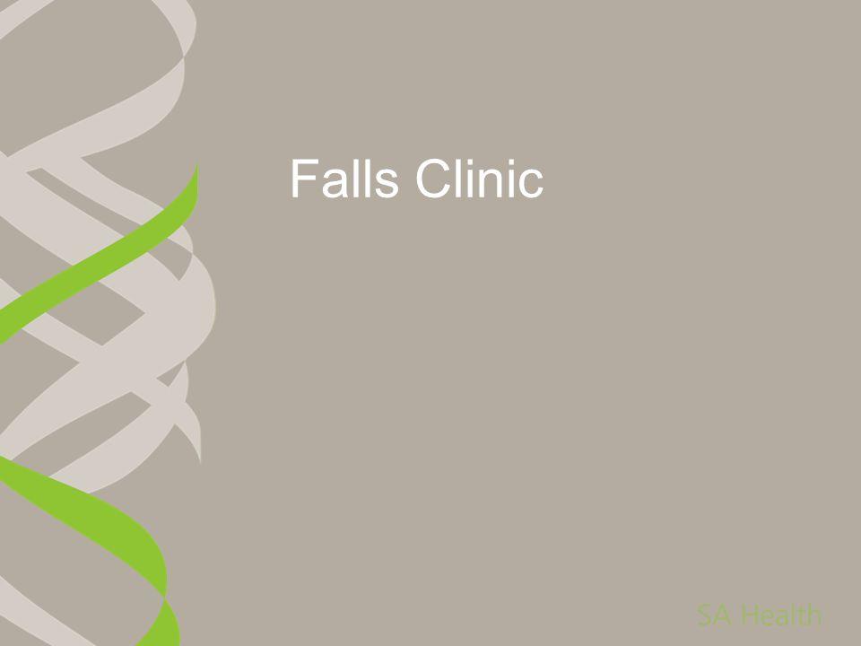 Falls Clinic